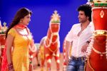 Girish Kumar, Shruti Haasan in the still from movie Ramaiya Vastavaiya (111).JPG