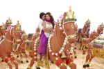 Girish Kumar, Shruti Haasan in the still from movie Ramaiya Vastavaiya (115).JPG