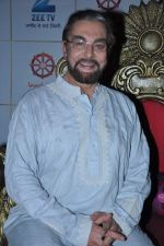 Kabir Bedi at the mahurat of Spice Telecom_s Buddha TV series in Filmcity, Mumbai on 25th May 2013 (54).JPG