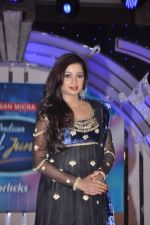 Shreya Ghoshal at Junior Indian idol press meet in Grand Hyatt, Mumbai on 28th May 2013 (78).JPG
