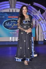 Shreya Ghoshal at Junior Indian idol press meet in Grand Hyatt, Mumbai on 28th May 2013 (80).JPG