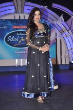Shreya Ghoshal at Junior Indian idol press meet in Grand Hyatt, Mumbai on 28th May 2013 (82).JPG