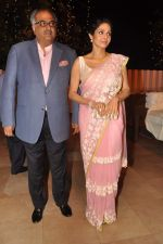 Sridevi, Boney Kapoor at Prabodh Dhavkhare_s birthday bash in Blue Sea, Mumbai on 28th May 2013 (51).JPG