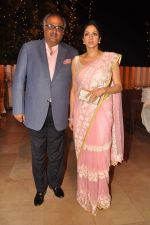Sridevi, Boney Kapoor at Prabodh Dhavkhare_s birthday bash in Blue Sea, Mumbai on 28th May 2013 (53).JPG
