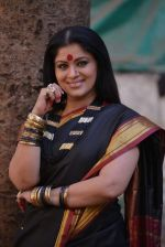 Sudha Chandran on the sets of film Babuji Ek Ticket Bambai in Yari Road, Mumbai on 28th May 2013 (46).JPG