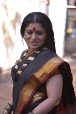 Sudha Chandran on the sets of film Babuji Ek Ticket Bambai in Yari Road, Mumbai on 28th May 2013 (54).JPG