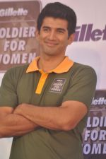 Aditya Roy Kapur at Gilette Soldiers For Women event in Mumbai on 29th May 2013 (15).JPG