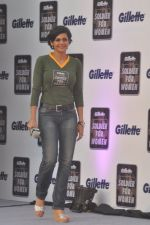 Mandira Bedi at Gilette Soldiers For Women event in Mumbai on 29th May 2013 (2).JPG
