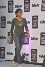 Mandira Bedi at Gilette Soldiers For Women event in Mumbai on 29th May 2013 (3).JPG