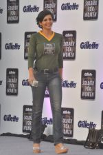 Mandira Bedi at Gilette Soldiers For Women event in Mumbai on 29th May 2013 (4).JPG