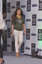 Prachi Desai at Gilette Soldiers For Women event in Mumbai on 29th May 2013 (36).JPG