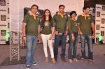 V. V. S. Laxman, Aditya Roy Kapur, Prachi Desai, Mandira Bedi, Arbaaz Khan at Gilette Soldiers For Women event in Mumbai on 29th May 2013 (52).JPG