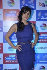 R J Archana at Radio City Freedom Awards in Shangrila Hotel on 30th May 2013 (23).JPG