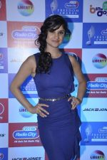 R J Archana at Radio City Freedom Awards in Shangrila Hotel on 30th May 2013 (25).JPG