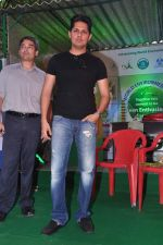 Vishal Malhotra at Sahakari Bhandar go green initiative in Dadar, Mumbai on 5th June 2013 (19).JPG