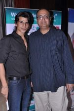 Vivek Vaswani  at Save the girld child dvd launch in Novotel, Mumbai on 5th June 2013 (34).JPG
