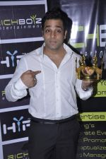 Abhishek Awasthi at Richboyz anniversary in Hype, Mumbai on 6th June 2013 (29).JPG