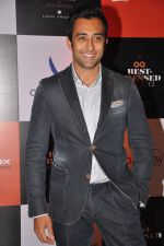 Rahul Khanna at GQ_s best dressed bash in Four Seasons, Mumbai on 6th June 2013 (6).JPG
