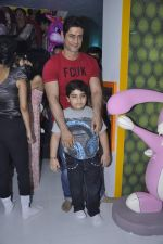 Mohit Raina at Suhana Sinha_s Playaround launch IN aNDHERI, mUMBAI ON 7TH jUNE 2013 (79).JPG