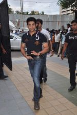 Ruslaan Mumtaz at Jiah Khan_s prayer meet in Juhu, Mumbai on 8th June 2013 (49).JPG