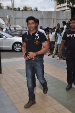Ruslaan Mumtaz at Jiah Khan_s prayer meet in Juhu, Mumbai on 8th June 2013 (50).JPG