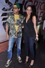Zayed Khan, Farah Ali Khan at Ameesha Patel_s birthday and Shortcut Romeo promotions in 212 on 8th June 2013 (84).JPG