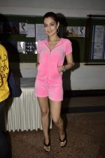 Ameesha Patel at Shortcut Romeo promotions with kids in Vidya Nidhi School, Mumbai on 9th June 2013 (60).JPG