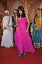 Ekta Kapoor at the launch of Ekta Kapoor_s Jodha Akbar in J W Marriott, Mumbai on 10th June 2013 (23).JPG