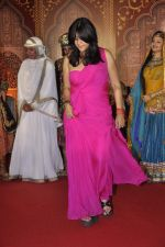 Ekta Kapoor at the launch of Ekta Kapoor_s Jodha Akbar in J W Marriott, Mumbai on 10th June 2013 (24).JPG