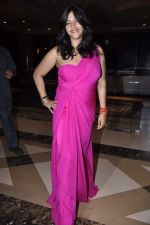 Ekta Kapoor at the launch of Ekta Kapoor_s Jodha Akbar in J W Marriott, Mumbai on 10th June 2013 (28).JPG