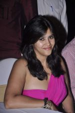 Ekta Kapoor at the launch of Ekta Kapoor_s Jodha Akbar in J W Marriott, Mumbai on 10th June 2013 (31).JPG