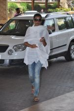 Mugdha Godse at Priyanka Chopra_s Father Prayer meeting in J W Marriott, Juhu, Mumbai on 11th June 2013 (8).JPG