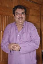 Raza Murad on the sets of Ishq Ha Manjan in madh, Mumbai on 11th June 2013 (1).JPG