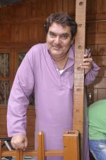 Raza Murad on the sets of Ishq Ha Manjan in madh, Mumbai on 11th June 2013 (4).JPG