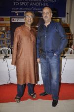 Ashvin Gidwani at the launch of Mahesh Dattan_s black comedy Big Fat City in Crossword, Mumbai on 14th June 2013 (26).JPG