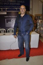 Ashvin Gidwani at the launch of Mahesh Dattan_s black comedy Big Fat City in Crossword, Mumbai on 14th June 2013 (31).JPG