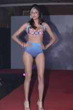 Model walks for Sports Illustrated bikini issue launch in Sea Princess, Mumbai on 14th June 2013 (190).JPG
