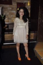 Madhuri Pandey at Ispita Patil birthday bash in Red Ant, Mumbai on 18th June 2013 (32).JPG