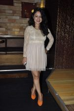 Madhuri Pandey at Ispita Patil birthday bash in Red Ant, Mumbai on 18th June 2013 (33).JPG
