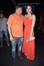 Manoj Joshi, Ispita Patil at Ispita Patil birthday bash in Red Ant, Mumbai on 18th June 2013 (46).JPG