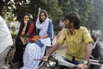 Sonam Kapoor, Dhanush in the still from movie Raanjhanaa (31).JPG
