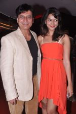 Pallavi Subhash, Sandeep Kulkarni at Marathi film Premsutra premiere in Cinemax, Mumbai on 19th June 2013 (72).JPG