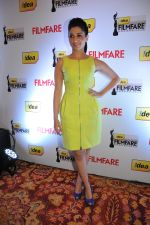 Tamanna at the 60th idea Filmfare Awards 2012 (SOUTH) Press Conference on 18th June 2013 (8).jpg