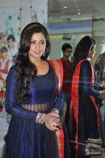 Shreya Ghoshal promote bhaag Mikha Bhaag on Indian Idol Junior in Mumbai on 22nd June 2013 (22).JPG