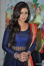 Shreya Ghoshal promote bhaag Mikha Bhaag on Indian Idol Junior in Mumbai on 22nd June 2013 (25).JPG