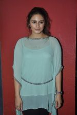 Huma Qureshi at the unveiling of the film Shorts in Cinemax, Mumbai on 24th June 2013 (47).JPG