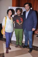 Kiran Rao, Siddharth Roy Kapur, Anand Gandhi at the presss conference of the film Ship of Theseus (48).JPG