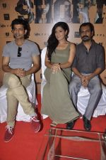 Richa Chadda,Vineet Kumar Singh, Nawazuddin Siddiqui at the unveiling of the film Shorts in Cinemax, Mumbai on 24th June 2013 (9).JPG