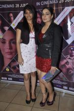 Shree Rajput, Meera at the Pre release party of the film Bhadaas in Mumbai on 24th June 2013 (37).JPG