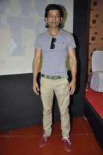 Vineet Kumar Singh at the unveiling of the film Shorts in Cinemax, Mumbai on 24th June 2013 (25).JPG